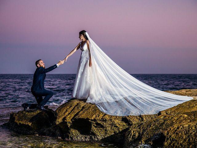 La boda de Alejandro y Esther en Alacant/alicante, Alicante 52