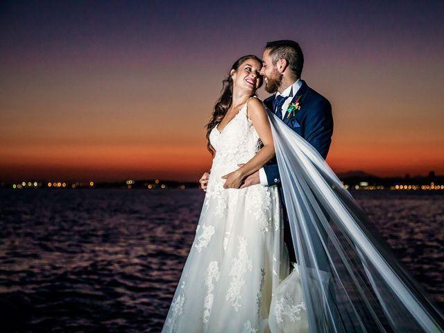 La boda de Alejandro y Esther en Alacant/alicante, Alicante 57