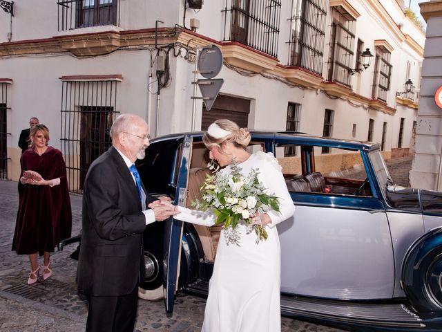 La boda de José Antonio y Elena en Jerez De La Frontera, Cádiz 8