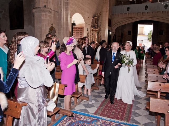 La boda de José Antonio y Elena en Jerez De La Frontera, Cádiz 10