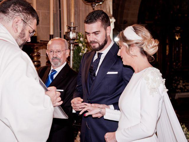 La boda de José Antonio y Elena en Jerez De La Frontera, Cádiz 15