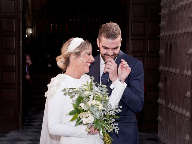 La boda de José Antonio y Elena en Jerez De La Frontera, Cádiz 21