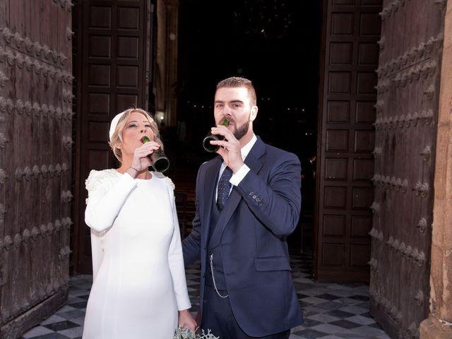 La boda de José Antonio y Elena en Jerez De La Frontera, Cádiz 22