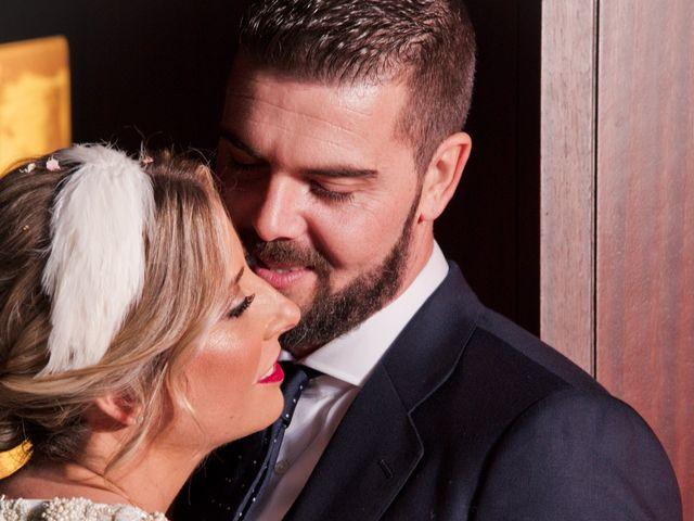 La boda de José Antonio y Elena en Jerez De La Frontera, Cádiz 25