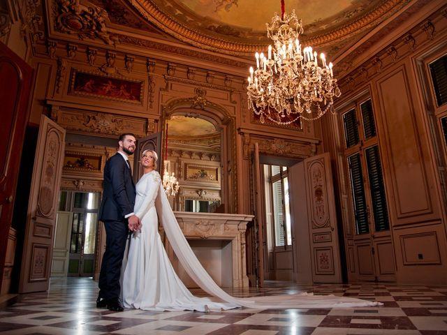 La boda de José Antonio y Elena en Jerez De La Frontera, Cádiz 29