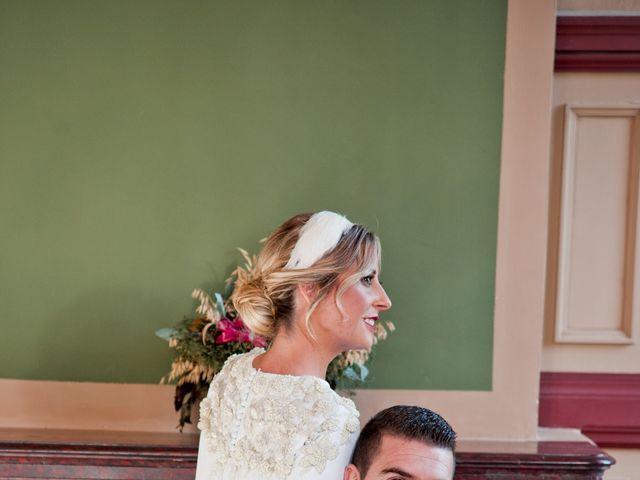 La boda de José Antonio y Elena en Jerez De La Frontera, Cádiz 34