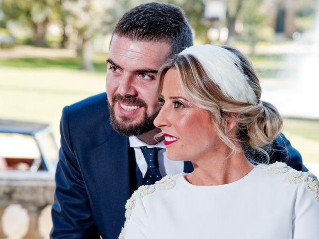 La boda de José Antonio y Elena en Jerez De La Frontera, Cádiz 35