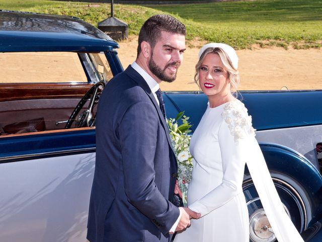 La boda de José Antonio y Elena en Jerez De La Frontera, Cádiz 38