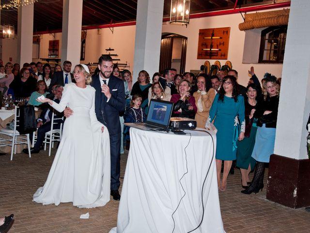 La boda de José Antonio y Elena en Jerez De La Frontera, Cádiz 39