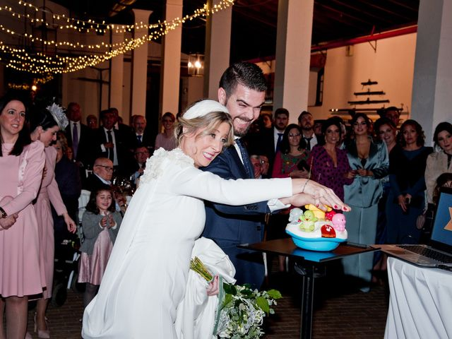 La boda de José Antonio y Elena en Jerez De La Frontera, Cádiz 40