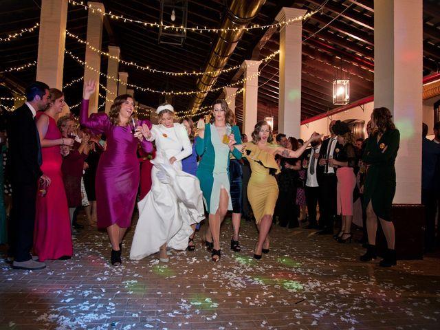 La boda de José Antonio y Elena en Jerez De La Frontera, Cádiz 44