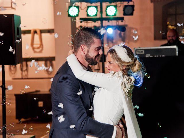 La boda de José Antonio y Elena en Jerez De La Frontera, Cádiz 48