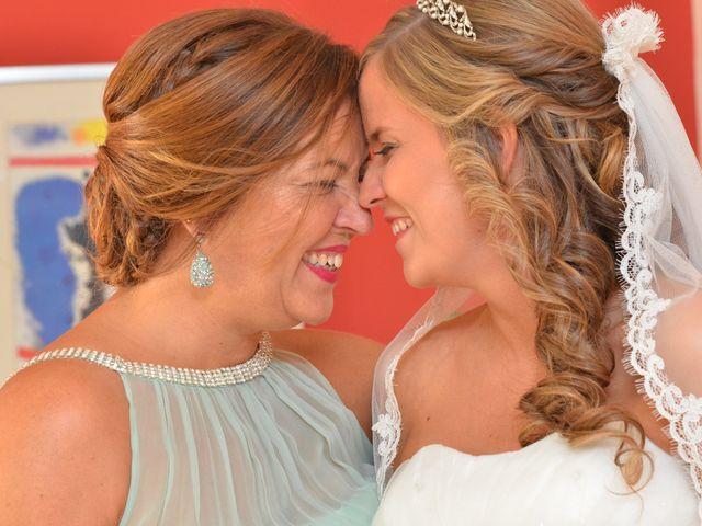 La boda de Roberto y Beatriz en Carrion De Calatrava, Ciudad Real 10
