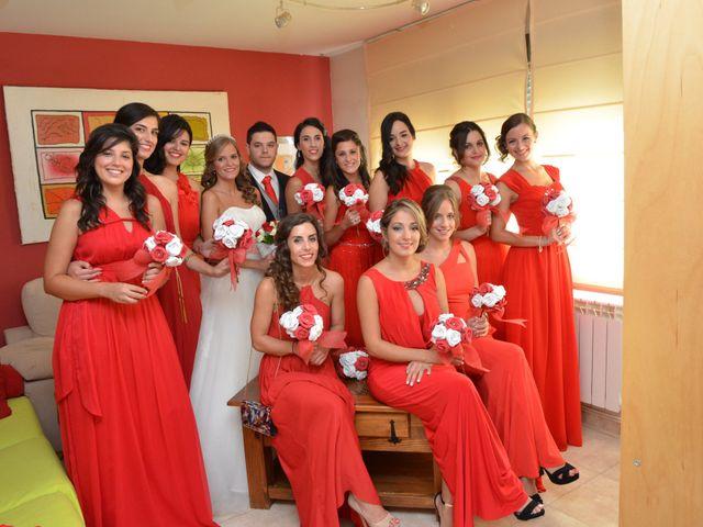 La boda de Roberto y Beatriz en Carrion De Calatrava, Ciudad Real 11