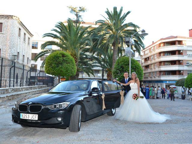 La boda de Roberto y Beatriz en Carrion De Calatrava, Ciudad Real 1