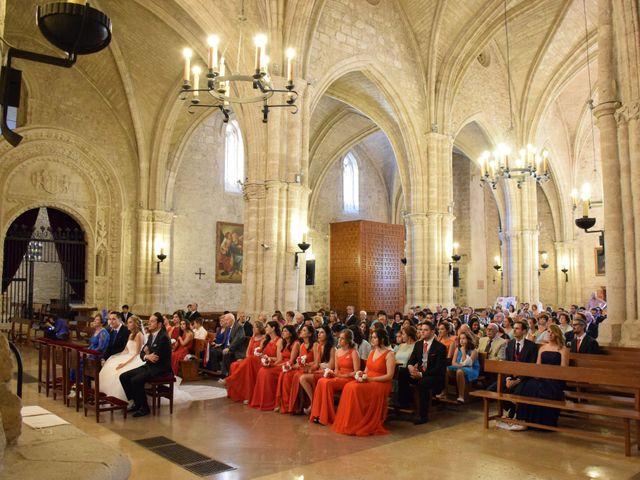 La boda de Roberto y Beatriz en Carrion De Calatrava, Ciudad Real 12