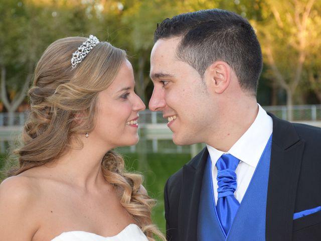 La boda de Roberto y Beatriz en Carrion De Calatrava, Ciudad Real 13