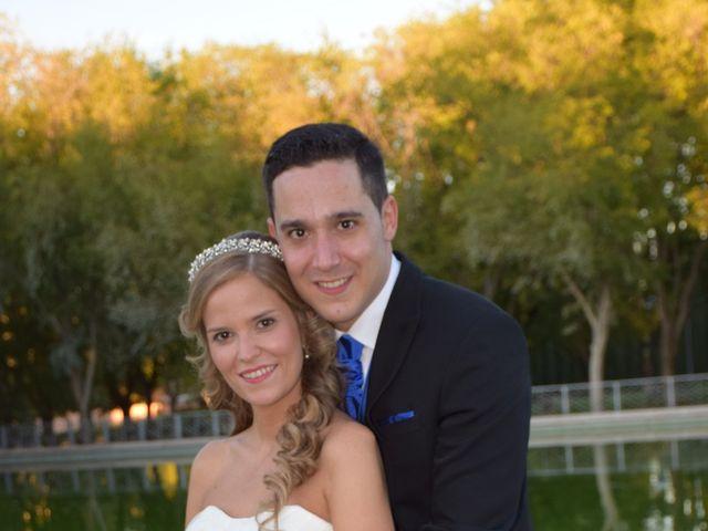 La boda de Roberto y Beatriz en Carrion De Calatrava, Ciudad Real 14