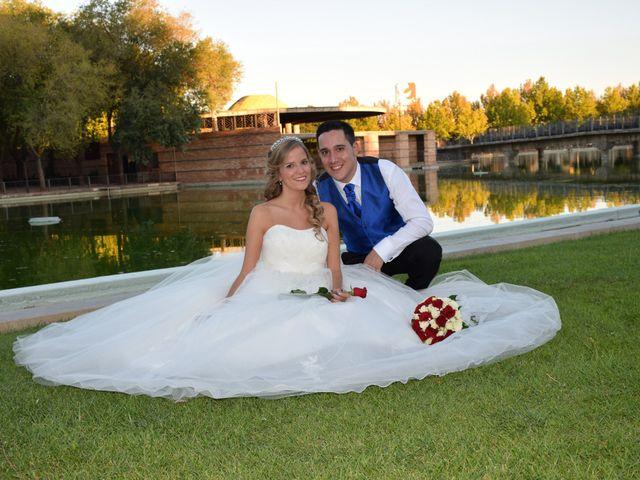 La boda de Roberto y Beatriz en Carrion De Calatrava, Ciudad Real 15