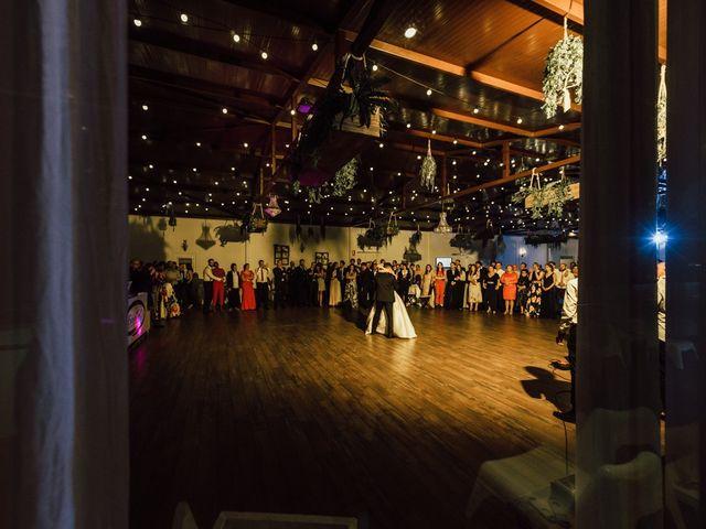 La boda de Nando y Alba en Laxe, A Coruña 2