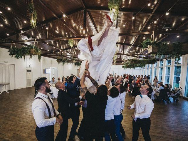 La boda de Nando y Alba en Laxe, A Coruña 4