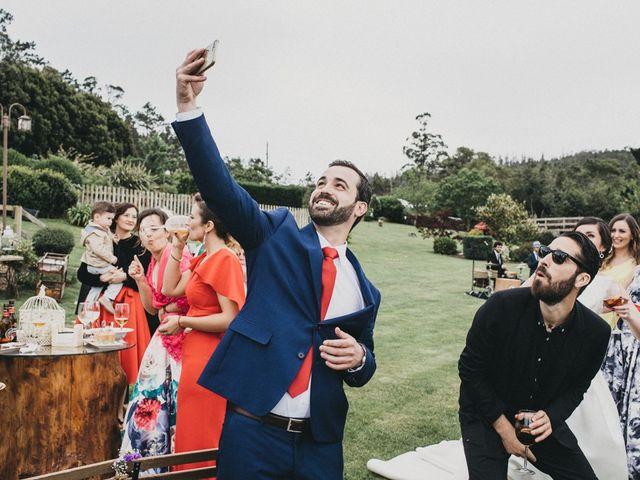 La boda de Nando y Alba en Laxe, A Coruña 10