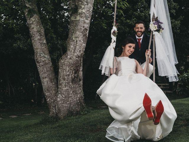La boda de Nando y Alba en Laxe, A Coruña 1