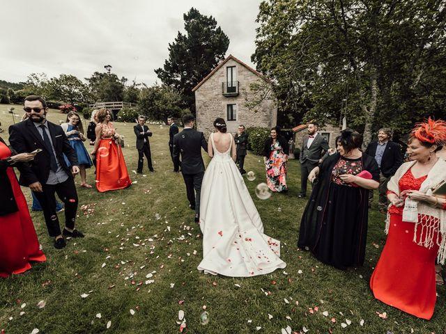 La boda de Nando y Alba en Laxe, A Coruña 20