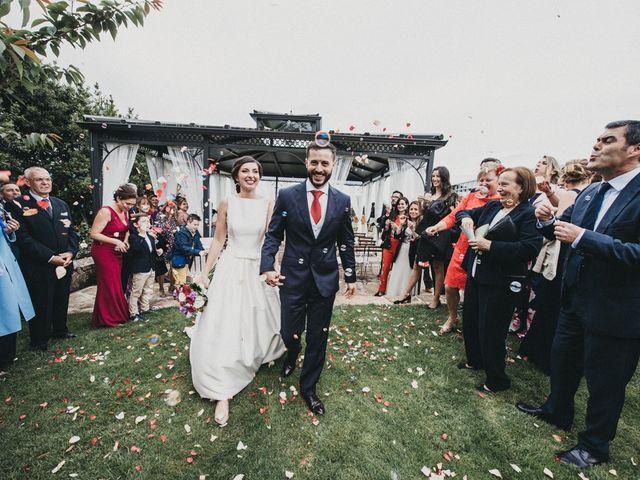La boda de Alba y Nando