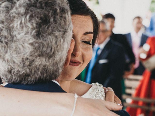 La boda de Nando y Alba en Laxe, A Coruña 23