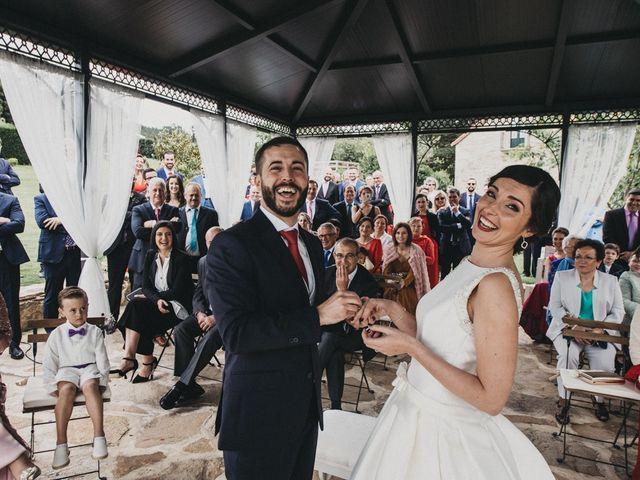 La boda de Nando y Alba en Laxe, A Coruña 25