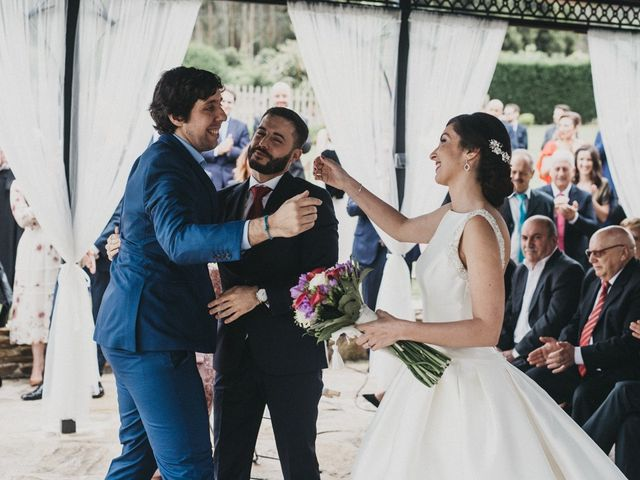 La boda de Nando y Alba en Laxe, A Coruña 28