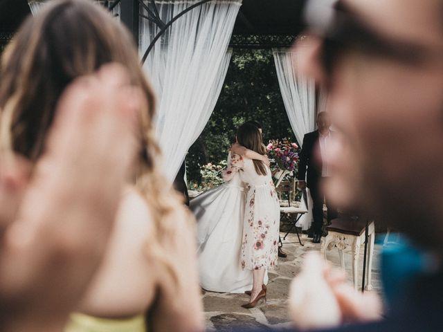 La boda de Nando y Alba en Laxe, A Coruña 30