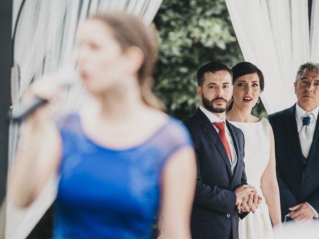 La boda de Nando y Alba en Laxe, A Coruña 31