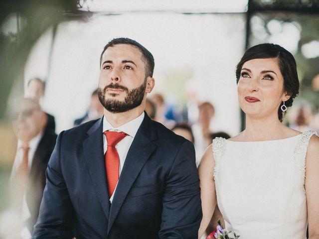 La boda de Nando y Alba en Laxe, A Coruña 34