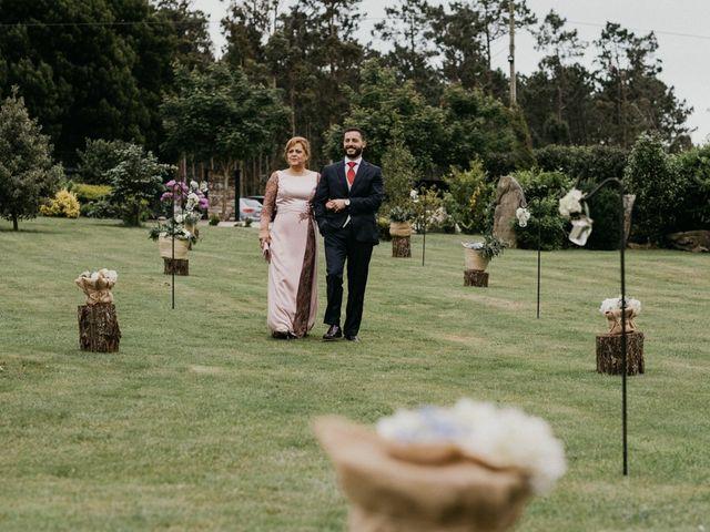 La boda de Nando y Alba en Laxe, A Coruña 38