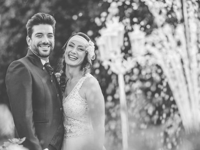La boda de Luis Manuel y Noelia en Dénia, Alicante 1