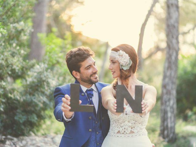 La boda de Luis Manuel y Noelia en Dénia, Alicante 42