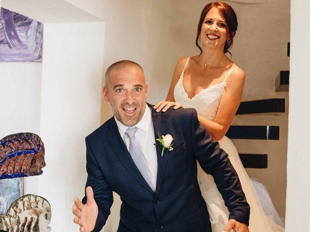 La boda de Robert y Aina en Llofriu, Girona 35