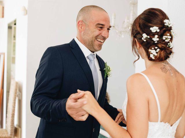 La boda de Robert y Aina en Llofriu, Girona 36