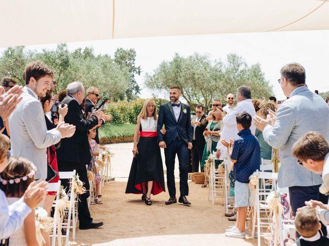 La boda de Robert y Aina en Llofriu, Girona 42