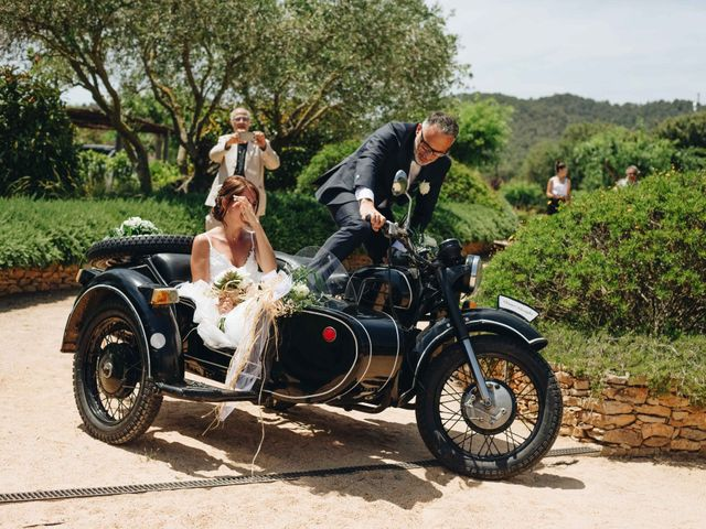 La boda de Robert y Aina en Llofriu, Girona 45