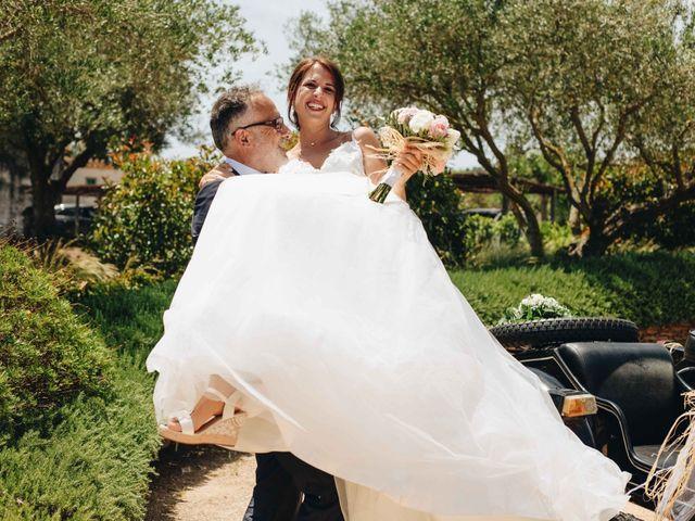 La boda de Robert y Aina en Llofriu, Girona 47