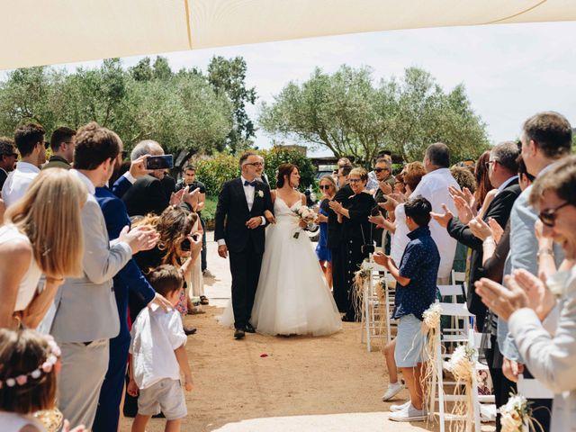La boda de Robert y Aina en Llofriu, Girona 48