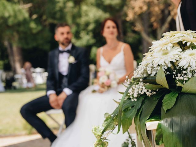 La boda de Robert y Aina en Llofriu, Girona 53