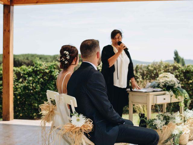 La boda de Robert y Aina en Llofriu, Girona 54