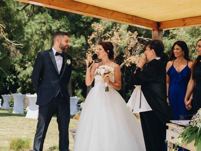 La boda de Robert y Aina en Llofriu, Girona 56