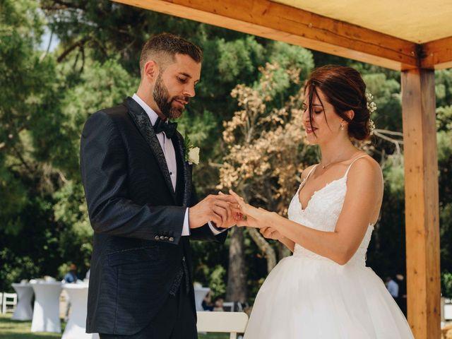 La boda de Robert y Aina en Llofriu, Girona 61