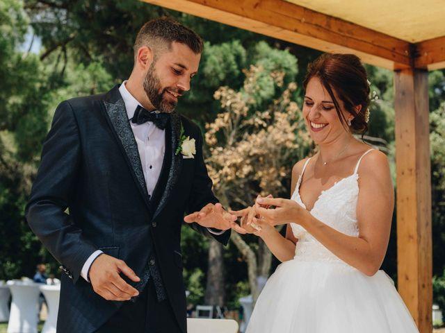 La boda de Robert y Aina en Llofriu, Girona 62