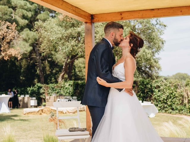 La boda de Robert y Aina en Llofriu, Girona 63
